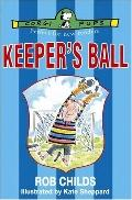 Keeper's Ball (Corgi Pups Series) - Rob Childs - Paperback