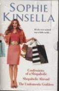 Sophie Kinsella 3 Book Giftset