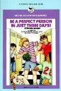 Be a Perfect Person in Just Three Days! - Stephen Manes - Paperback