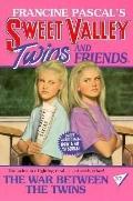 War between the Twins (Sweet Valley Twins Series #37) - Edward Packard - Paperback