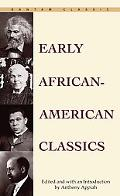 Early African American Classics