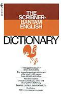 Scribner-Bantam English Dictionary