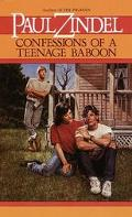 Confessions of a Teenage Baboon - Paul Zindel - Mass Market Paperback