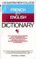 Bantam New College Revised French & English Dictionary / Dictionnaire Anglais et Francais