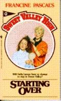 Starting Over (Sweet Valley High Series #33)