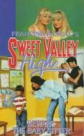 Beware the Babysitter (Sweet Valley High Series #99) - Kate William - Mass Market Paperback