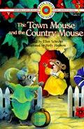 Town Mouse and the Country Mouse - Ellen Schecter - Paperback