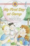 My First Day at Camp - Ellen Weiss - Paperback
