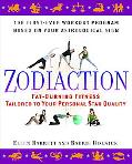 Zodiaction Fat-burning Fitness Tailored to Your Personal Star Quality