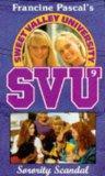 Sweet Valley University. 9. Sorority Scandal