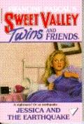 Jessica and the Earthquake (Sweet Valley Twins Series #75)