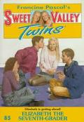 Elizabeth the Seventh Grader (Sweet Valley Twins Series #85)