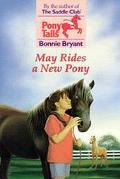 May Rides a New Pony (Pony Tails#8)