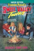 Jessica's First Kiss: (Sweet Valley Twins: Super Edition  Series #8) - Francine Pascal - Pap...