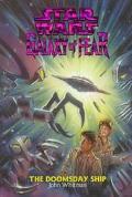 Star Wars Galaxy of Fear #10: The Doomsday Ship - John Whitman - Paperback