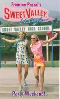 Party Weekend! (Sweet Valley High Series #143) - Francine Pascal - Mass Market Paperback