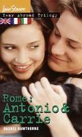 Rome: Antonio and Carrie - Rachel Hawthorne - Mass Market Paperback