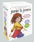 Junie B. Jones Complete First Grade Collection : Books 18-28 with Paper Dolls in Boxed Set