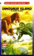 Dinosaur Island - Edward Packard - Paperback
