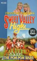 Pompom Wars (Sweet Valley High Series #113) - Francine Pascal - Mass Market Paperback
