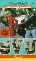 Busted! (Sweet Valley University Series #25) - Francine Pascal - Mass Market Paperback