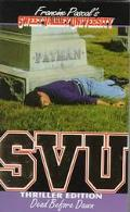 Dead before Dawn: (Sweet Valley University: Thriller Edition Series #8)