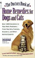 Doctors Book of Home Remedies for Dogs and Cats