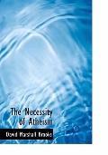 Necessity of Atheism