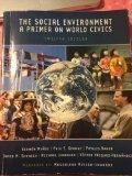 The Social Environment a Primer on World Civics