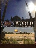 World Foundations I (Custom Edition from Brigham Young University--Idaho)