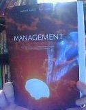 Management [Custom Edition for Regents Online Degree Program and Middle Tennessee State Univ...