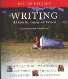 Writing (A Guide for College and Beyond), Custom Edition for Baker College
