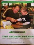 Early Childhood Education, Birth-8: The World of Children, Families, and Educators (2010) (C...