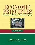 Economic Principles : Seven Ideas for Thinking ... about Almost Anything