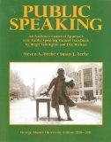 Public Speaking: An Audience-Centered Approach with Public Speaking Handbook