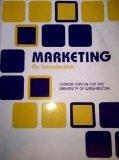 Marketing: An Introduction (Custom Edition for the University of Washington)