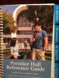 Prentice Hall Reference Guide Custom Edition for Ozarks Technical Community College