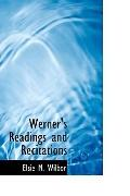 Werner's Readings And Recitations