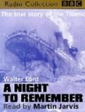 Night to Remember - Walter Lord - Audio