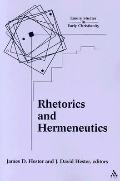 Rhetorics and Hermeneutics Wilhem Wuellner and His Influence