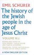 History of the Jewish People in the Age of Jesus Christ 175 B.C.-A.D. 135, Part 2