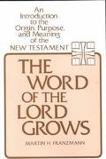 Word of the Lord Grows