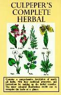 Culpeper's Complete Herbal - Nicholas Culpepper - Hardcover