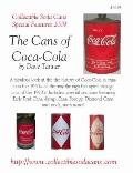 Cans of Coca-Cola
