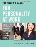 The Owner's Manual for Personality at Work (2nd ed.)