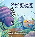 Spencer Spider Just Wants Friends