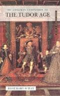 Longman Companion to the Tudor Age - Rosemary O'Day - Paperback
