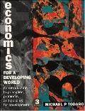 Economics for a Developing World - Todaro - Paperback - REV