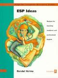 Esp Ideas Recipes for Teaching Professional and Academic English
