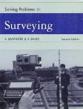 Solving Problems in Surveying - Arthur Bannister - Paperback - REV